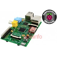Raspberry Pi Original Modelo-B 512MB