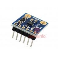 Bússola digital / magnetômetro três eixos para Arduino - HMC5883L