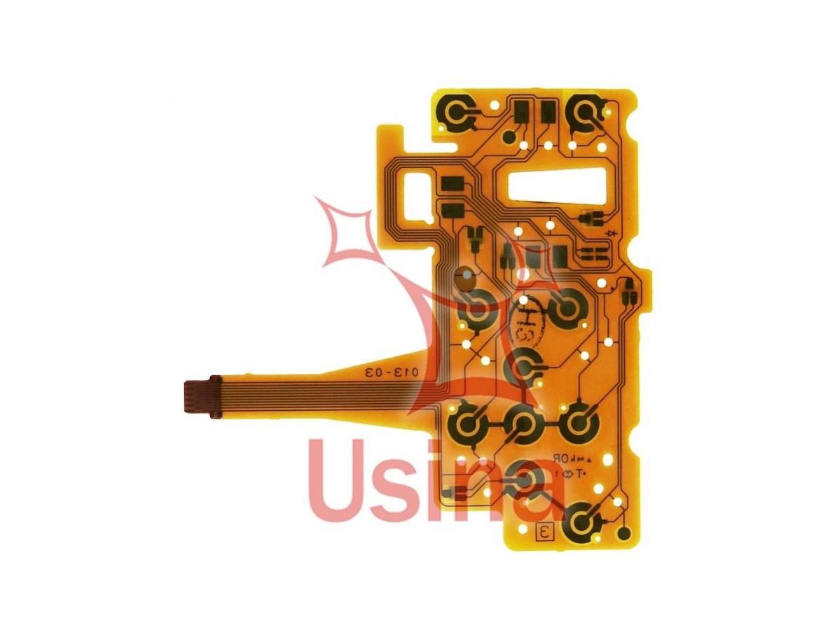 Flat/Flex com circuito de Funções para Fujifilm F460, F470