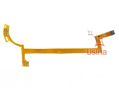 Flat/Flex da Abertura do Diafragma para Tamron 18-200 mm