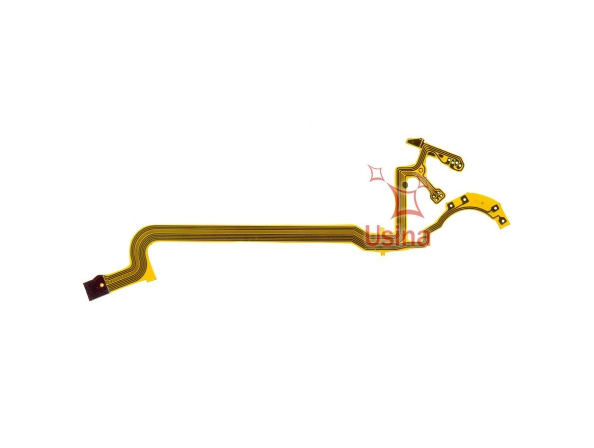 Flat Flex Cable da Abertura do Diafragma Canon 18-55 IS