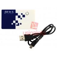 Leitor de Cartão de Memória Universal 6 EM 1 - Conexão USB