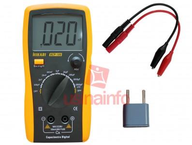 Capacímetro Digital Hikari - HCP100
