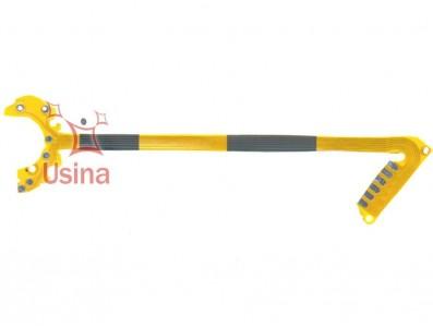Flat/Flex do Obturador para Olympus U800, Stylus 800, SP310, SP320, SP350