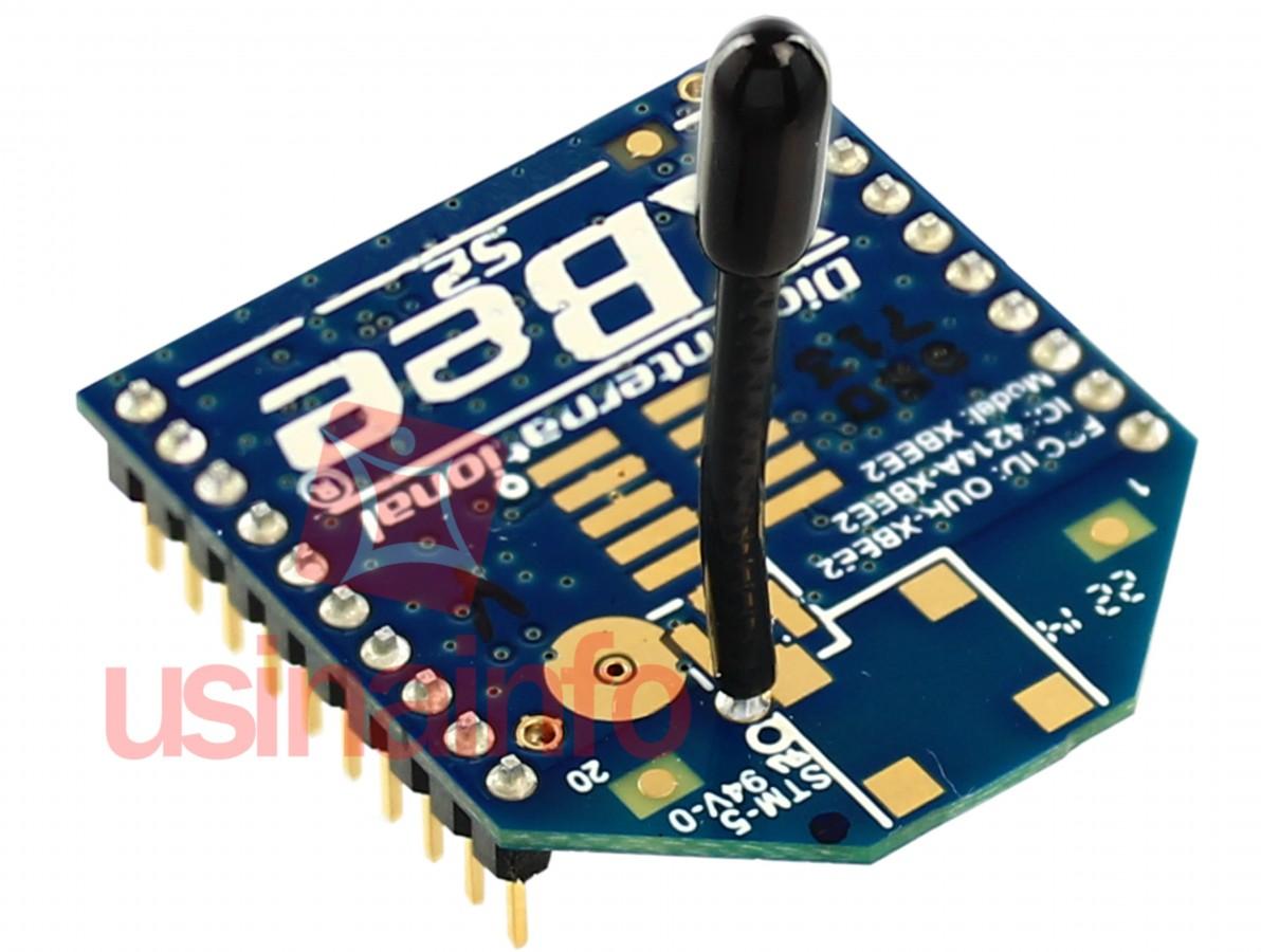 Módulo Xbee Série 2 com Antena para comunicação sem fio