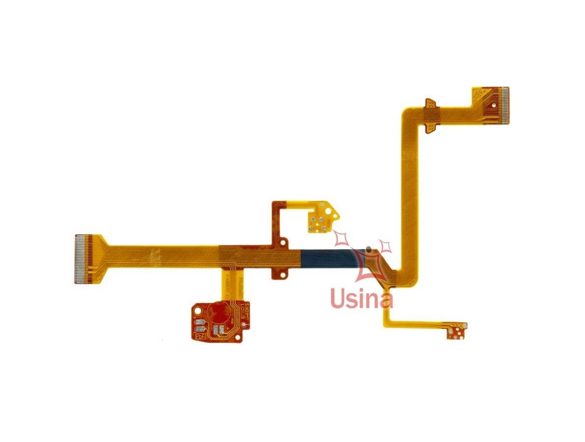Flat/Flex do Display LCD para Panasonic GS80, GS85, GS88, GS320, GS328, GS330  (Mod A)