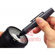 Caneta Limpa Lente para limpeza de filtros de lentes de câmeras DSLR - Filterklear FKL1
