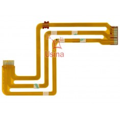 Flat Flex Cable Display LCD Sony DCR-SR100, SR100E, SR90, SR90E - FP-439 (Mod. B)