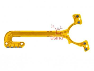 Flat/Flex do Obturador para Olympus FE280, FE320, FE3000, X760, X775, X785, X790, X815/ Kodak M883/ Casio EX-Z60, Z70 etc...