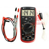 Multímetro com Capacímetro Digital Profissional  - Best BT890C+