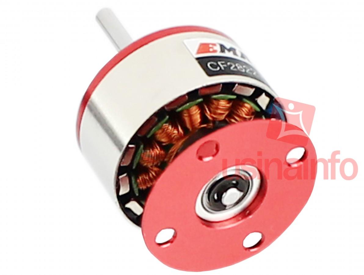 Motor Brushless CF2822 de Alta Rotação para Projetos - Ideal para drone