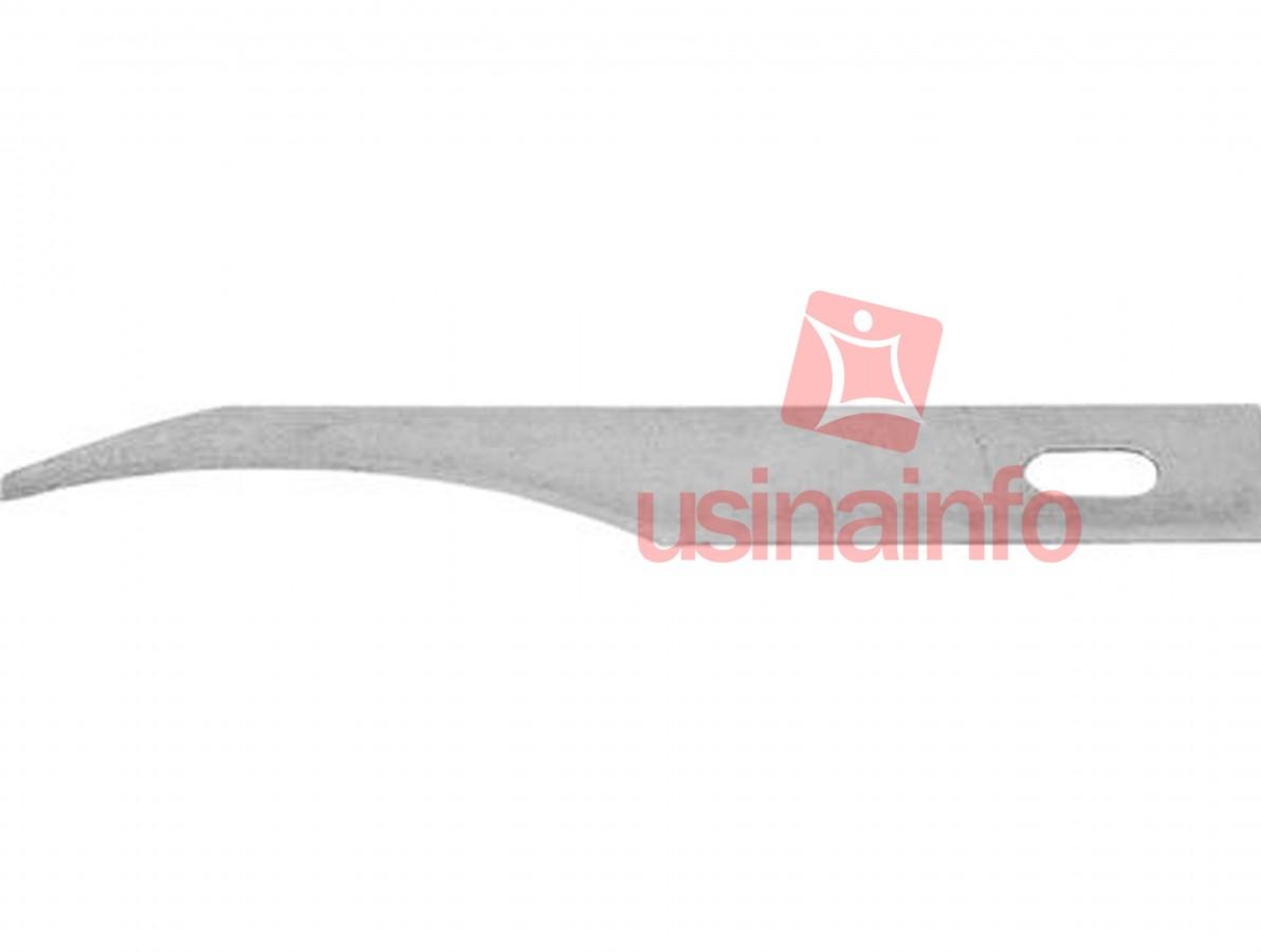 Estilete de Precisão / Faca de Precisão com 5 Lâminas Curvas - Nove54