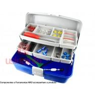 Caixa Organizadora / Maleta com 11 Divisórias em 3 níveis - UNIT