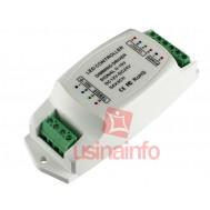 Amplificador RGB / Controlador Dimmer para Fita de LED RGB