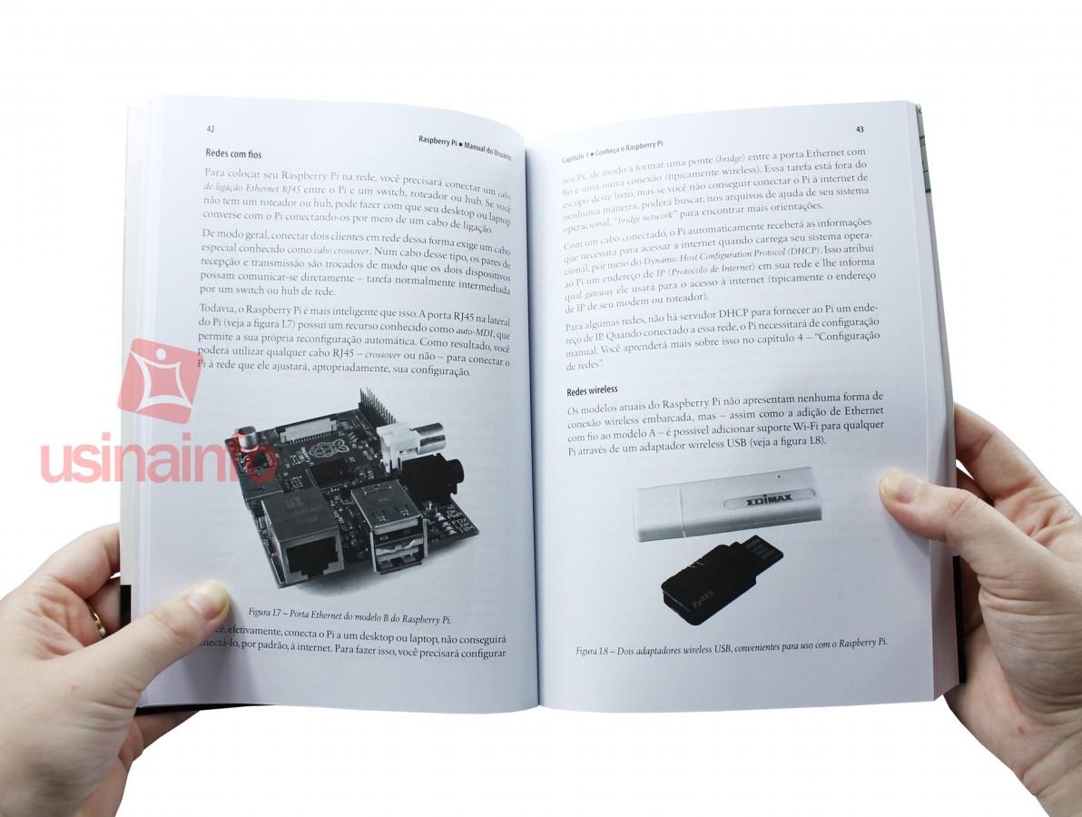 Livro Raspberry Pi - Manual do Usuário