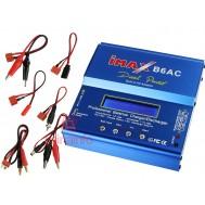 Carregador de Bateria Inteligente / Programável - iMAX B6AC