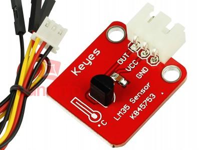 Módulo Sensor de Temperatura LM35 - K845753