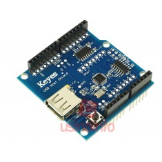 USB Host Shield ADK para Arduino