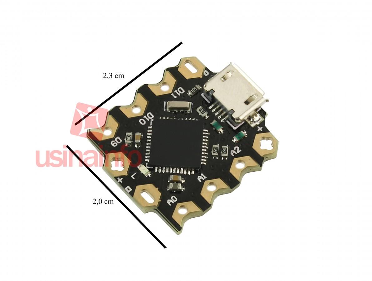 Beetle Arduino / Mini Microcontrolador (Mesma funcionalidade do Arduino Leonardo)