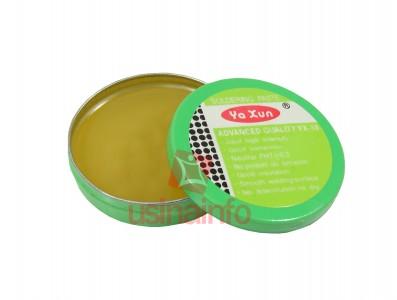 Pasta de Solda para Processos de Soldagem 17g - Yaxun YX10