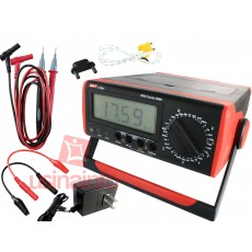 Multímetro Digital de Bancada - UT801