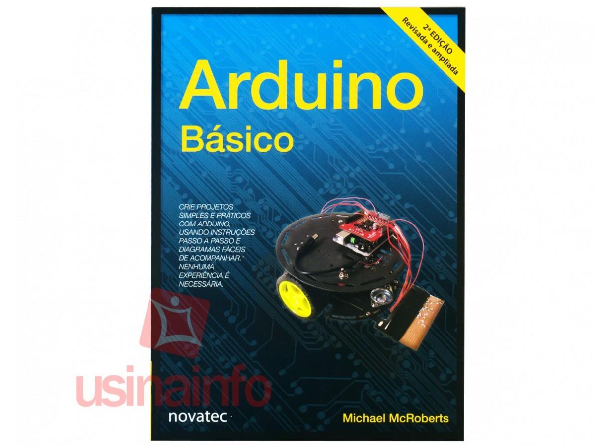 Livro Arduino Básico - 2ª Edição