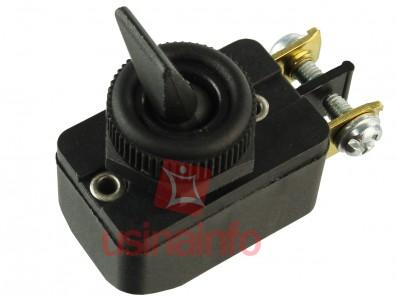 Interruptor de Alavanca 6A/120V - 3A/250V