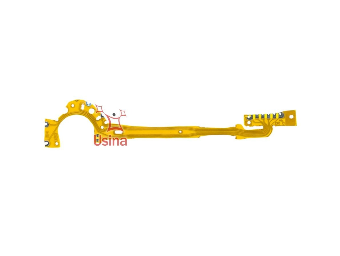 Flat Flex Cable do Obturador Canon A410, A420, A430, A450, A460, A470, A240, PC1186, PC1267, PC1156