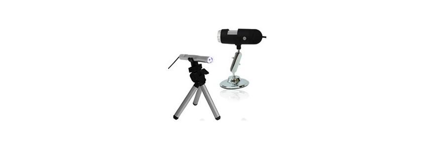 Microscópio USB