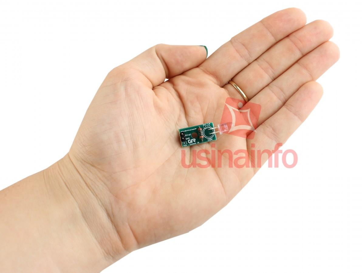 Emissor Infravermelho IR 5mm - P18
