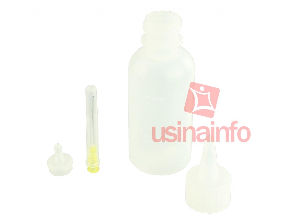 Dispenser / Aplicador de líquidos com prolongador fino - 80mL