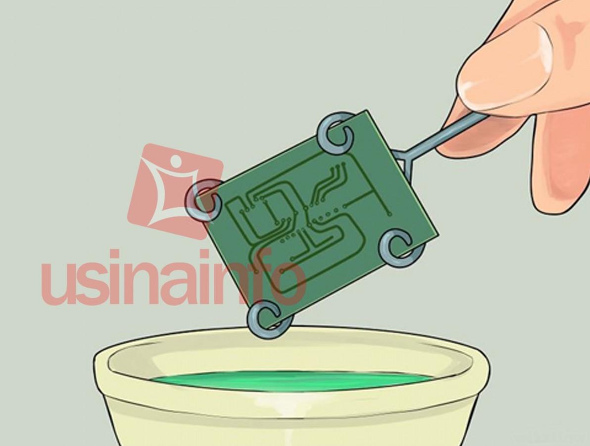 Revelador de Tinta Fotossensível para Placa de Circuito Impresso - RF-01