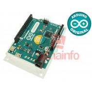 Arduino Leonardo R3 + Base Acrílica Oficial - Original