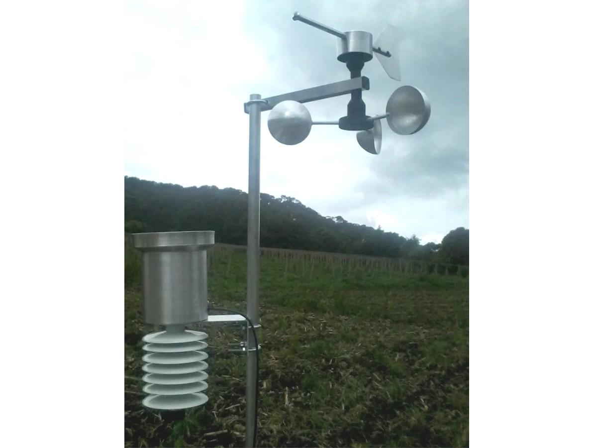 Anemômetro Arduino / Sensor de Vento Ideal para Estações Meteorológicas