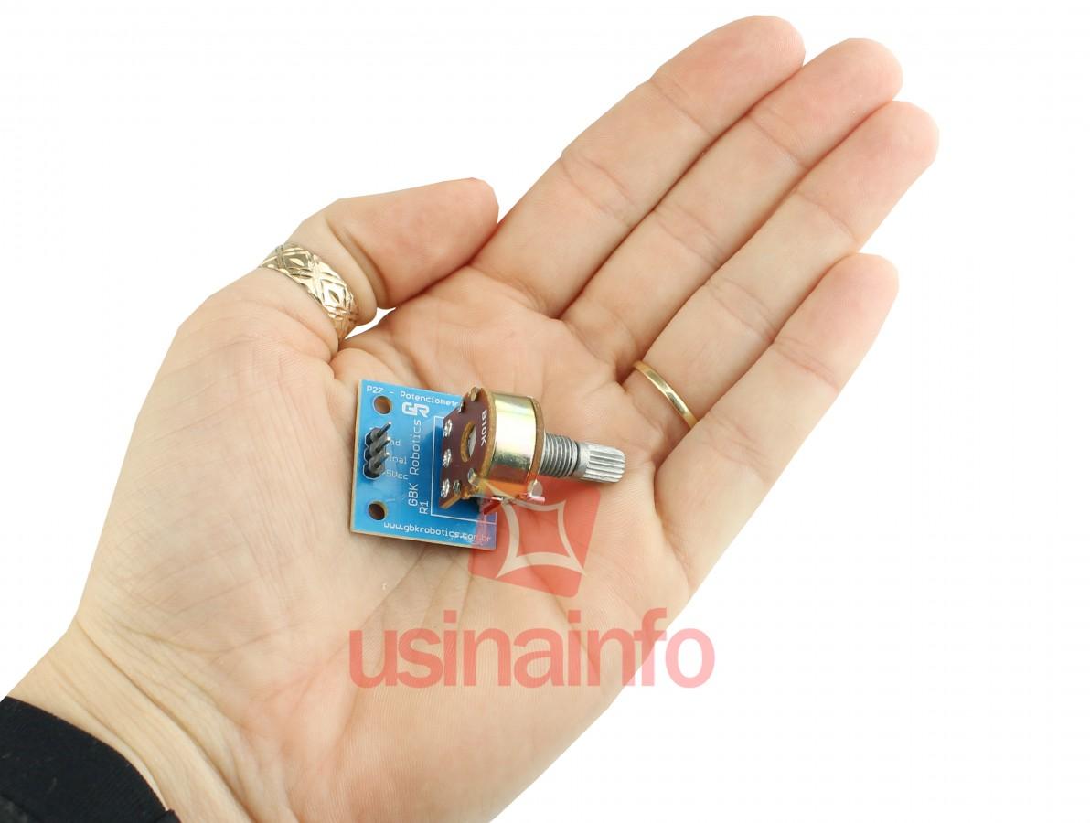 Módulo Potenciômetro 10K - P27