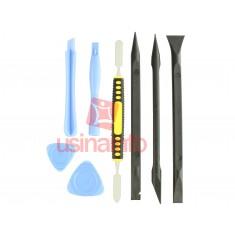 Kit de Chaves Plásticas + Espátula para Abertura de Celulares - Kaisi X1468