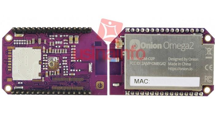 Omega2 Original - Computador Linux com Wi-Fi para IoT