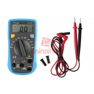 "Multímetro Capacímetro Digital Minipa ET-1507 Automático ""AutoRange"" CAT III 600V"