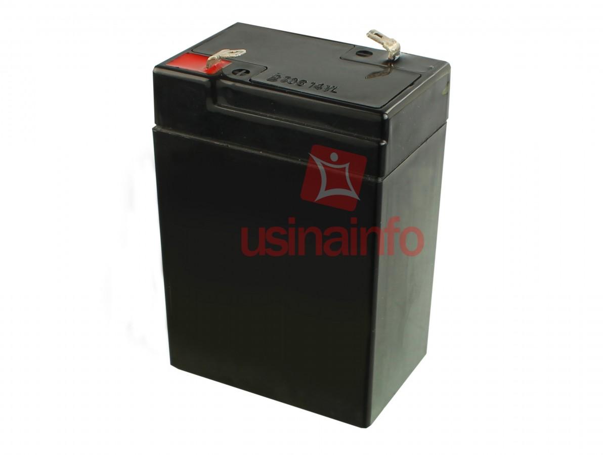 Bateria 6V 5Ah Recarregável Selada