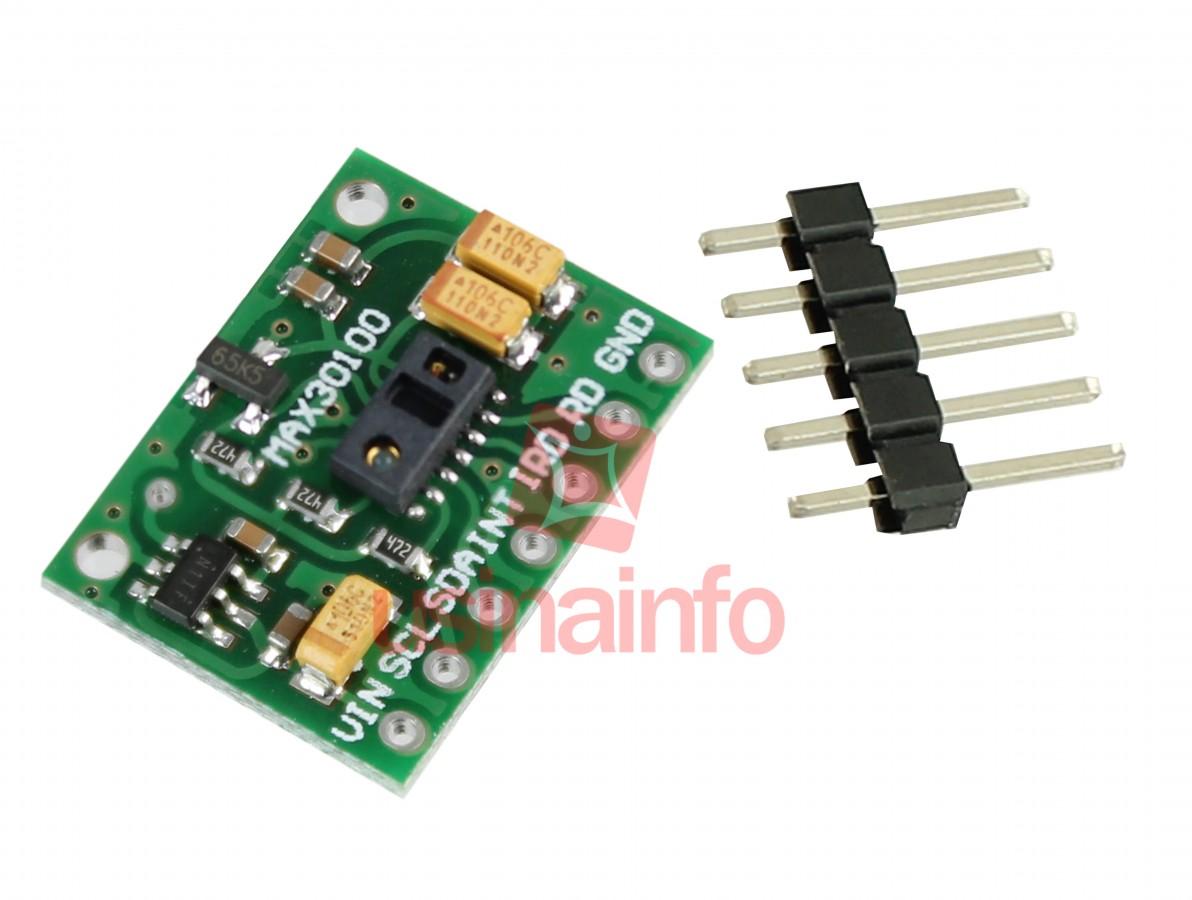 Heart Sensor / Sensor de Batimento Cardíaco MAX30100