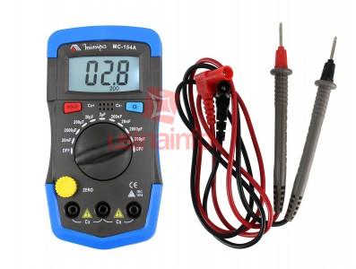 Capacímetro Digital Minipa - MC-154A