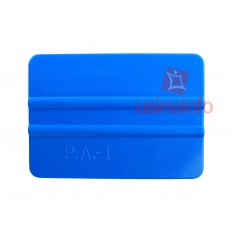Espátula Plástica para aplicação de películas - Azul