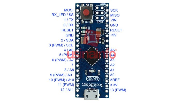 Arduino Micro R3