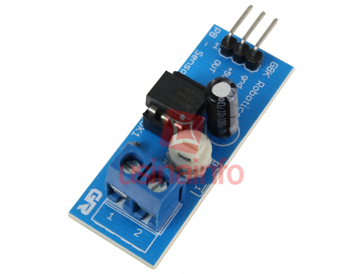 Sensor de Tensão AC 127/220V - P8