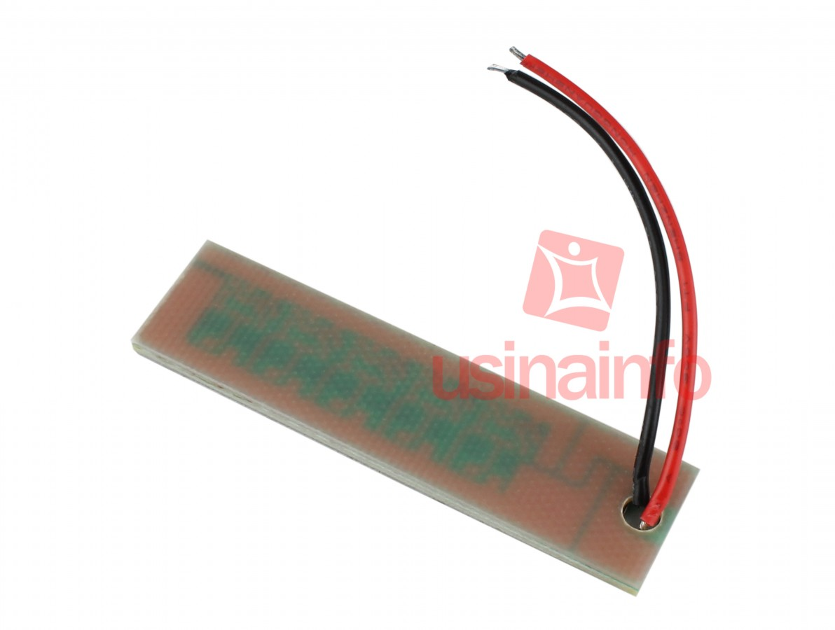 Indicador de Bateria 12V / Medidor de Bateria 12V