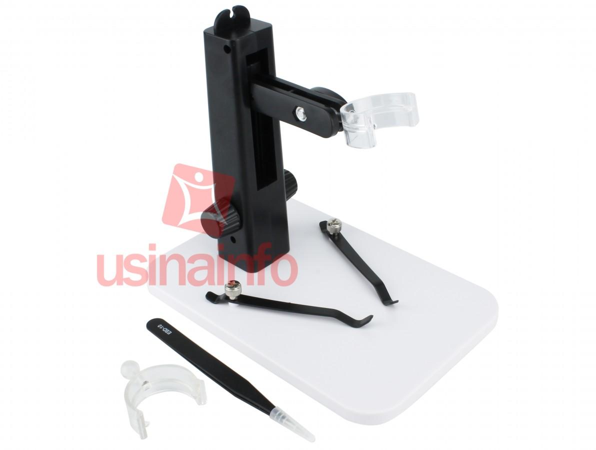 Suporte para Microscópio USB com Ajuste de Altura TL037