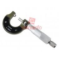 Micrômetro Externo Analógico 0 - 25mm 0.01mm