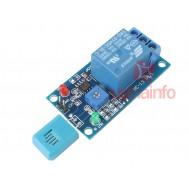 Sensor de Umidade do Ar HR202L com Relé
