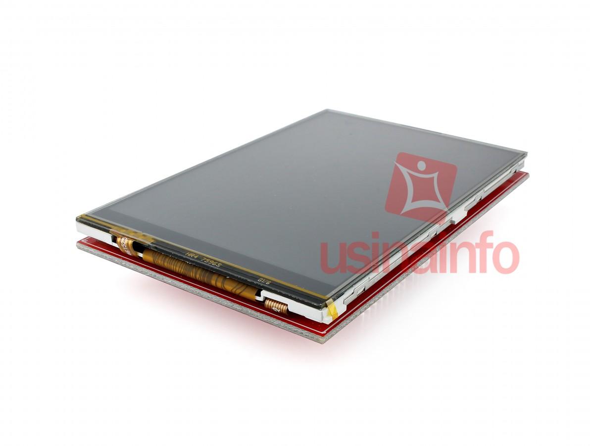 MODULO DISPLAY LCD PARA ARDUINO MEGA 2560 4.3 POLEGADAS