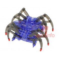 Aranha Robô Diy / Spider Robot Kit SP50